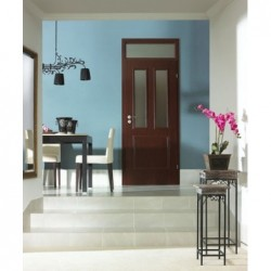 Porta Granddeco 4.2, z naświetlem, kolor wenge