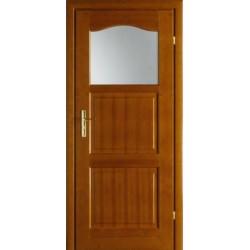 Porta Madryt, małe okno