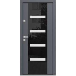 NOWOŚĆ, model C.4 - panel szklany obustronny
