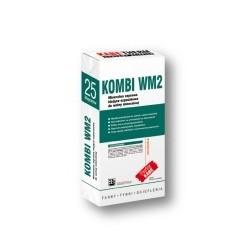 Mineralna zaprawa klejąco-szpachlowa do wełny mineralnej KABE KOMBI WM2