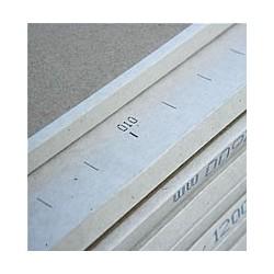 Płyta gipsowo - kartonowa wodoodporna 12,5mm