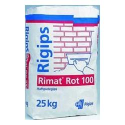 Lekki tynk gipsowy wewnętrzny Rimat Rot 100