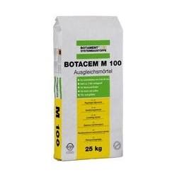 Botament - masa wyrównawcza do ścian i podłóg BOTACEM M100