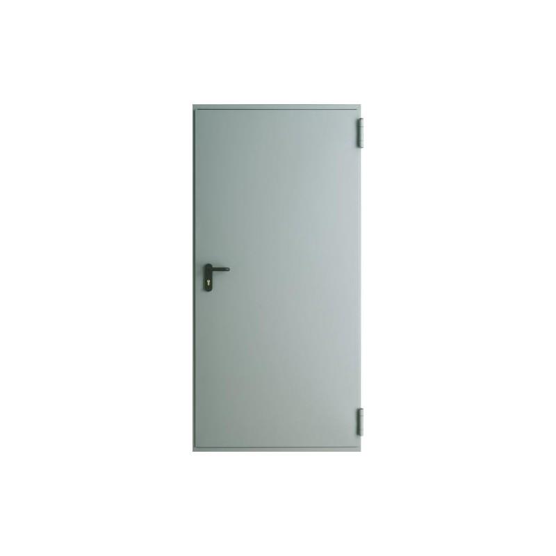 Porta Metalowe EI60, pełne